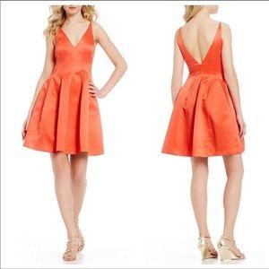 Badgely mischka dress
